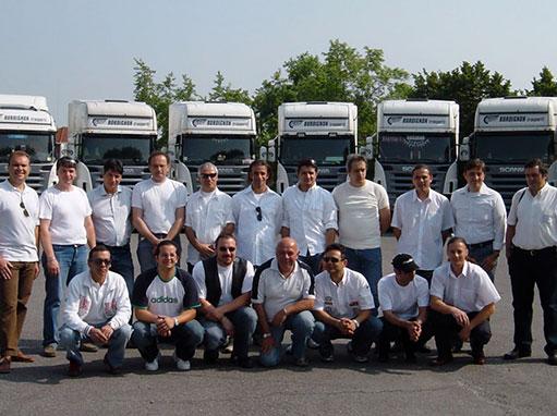 I nostri Driver ed il magazzino
